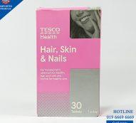 Hair, Skin, Nail (Tesco) 30 Tablets