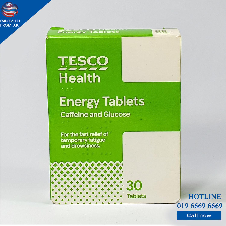Energy Tab (Tesco) 30 Tablets