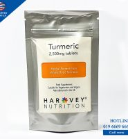Turmeric (Harvey Nutrition) 120 Tablets